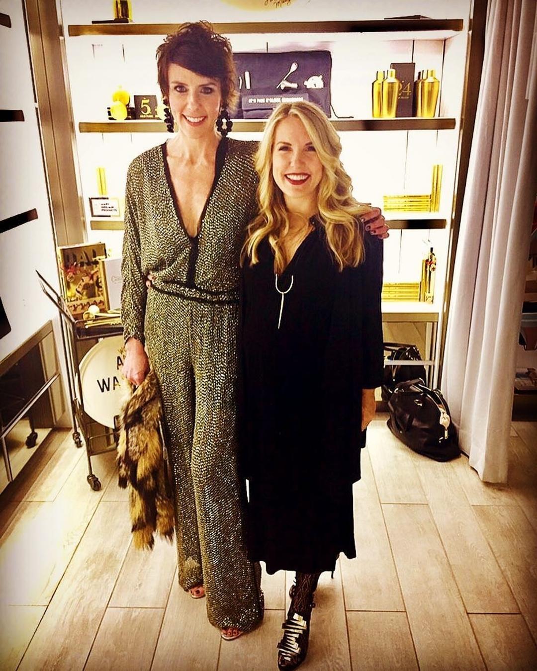 Sarah Easley + Anna Kaiser