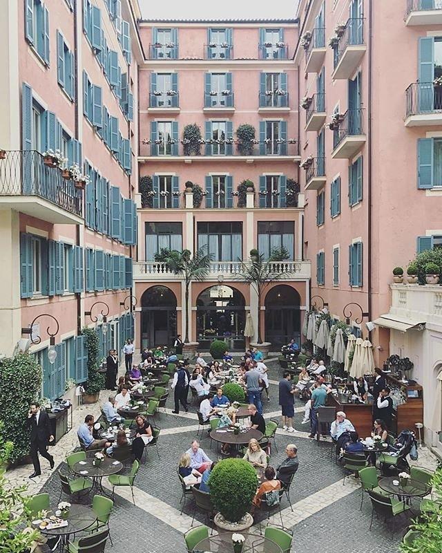 Hotel de Russie