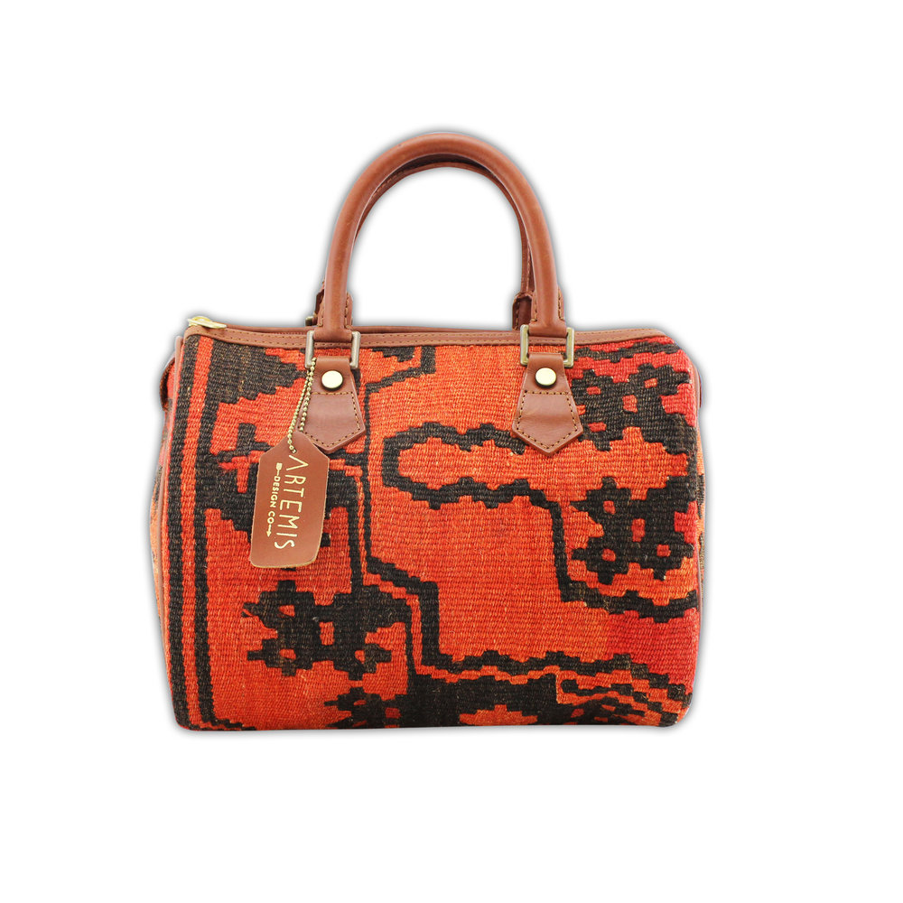 Artemis Design Carpet bag
