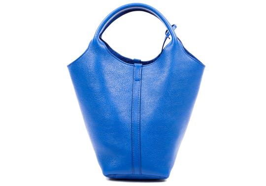 The Lotuff Leather One-Piece bag