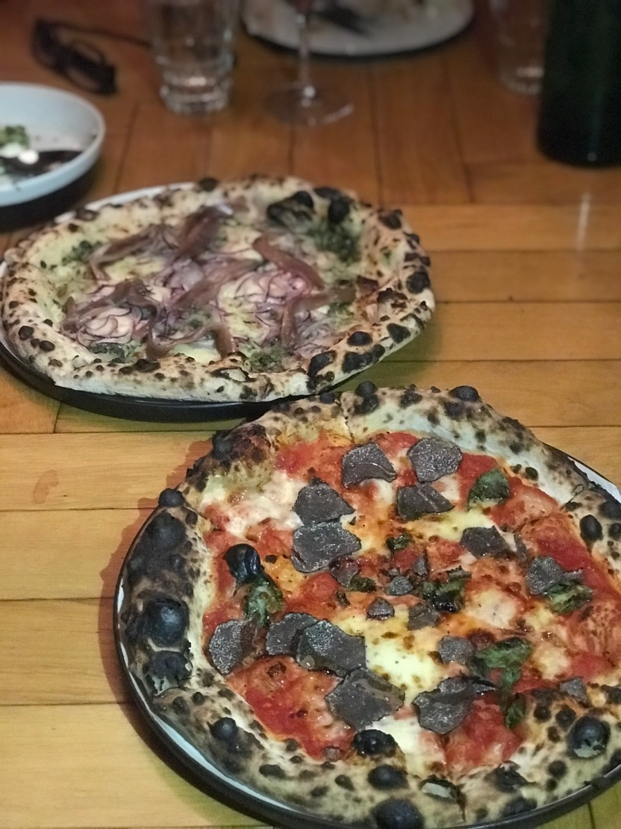 Pizza at Baest