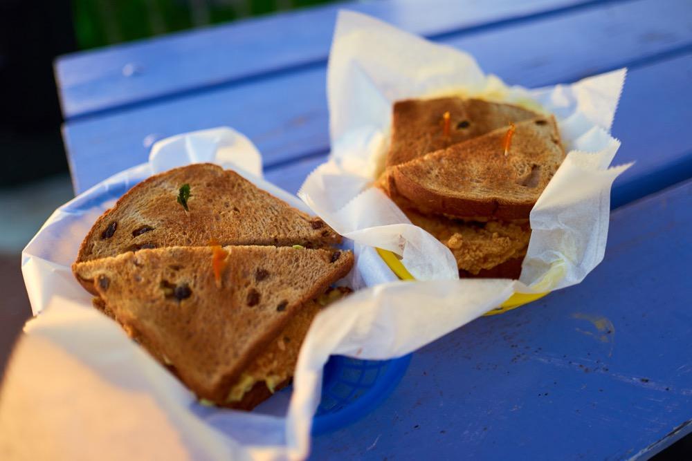 The Fish Sandwich