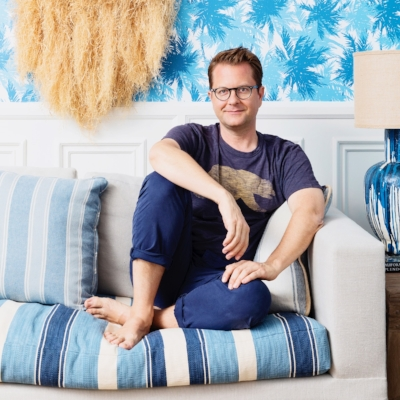 NATHAN   TURNER    Featured 8.27-9.2.18 Interior Designer, Author + California Golden Boy