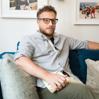 ARIEL         FOXMAN    Featured 9.10-9.16.18 Vanity Fair Contributor, Marathon Runner + World's Greatest Dad