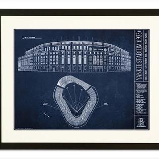 Architectural Stadium Prints