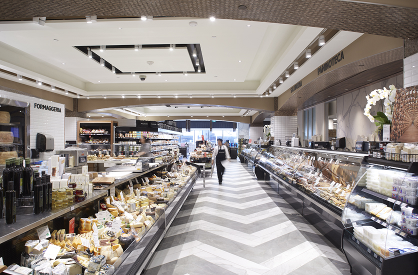 Saks Food Hall