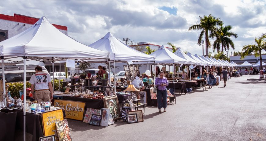 Lincoln Road Flea Market