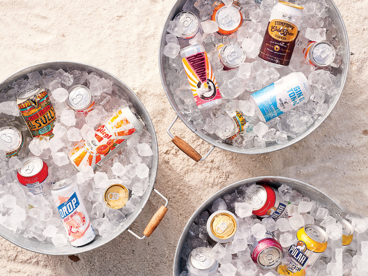 cooler-canned-drinks pic courtesy Coastal Living.jpg