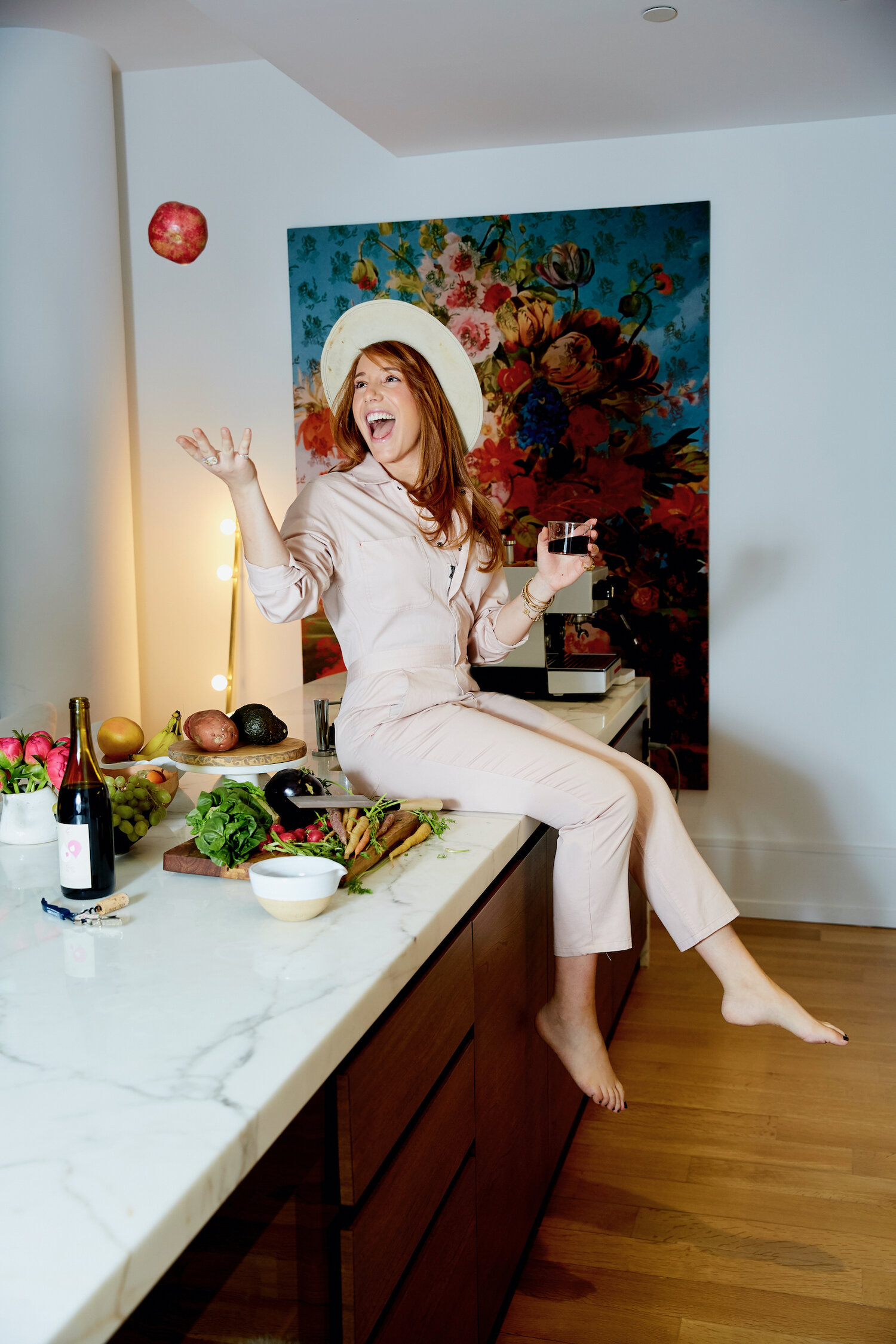 West Bourne Founder Camilla Marcus Shares Her Favorite Nyc Restaurants And Kitchen Gadgets Br The Select 7