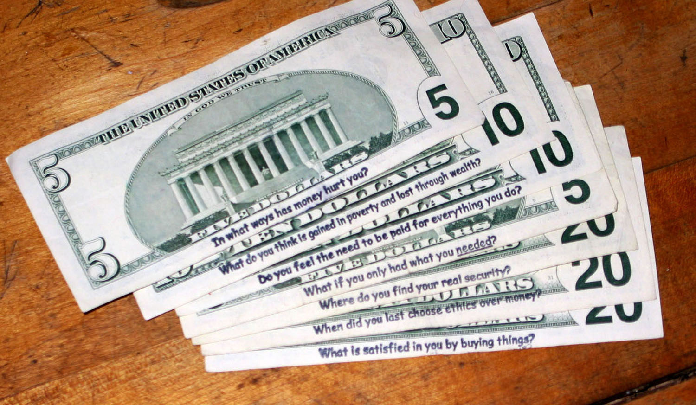 Part 1: Has Money Hurt You?