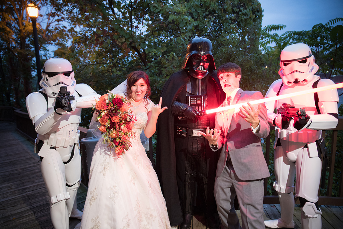 Le Cape Weddings - Star Wars Themed Wedding Illinois - Jessica and Nathan -507.jpg