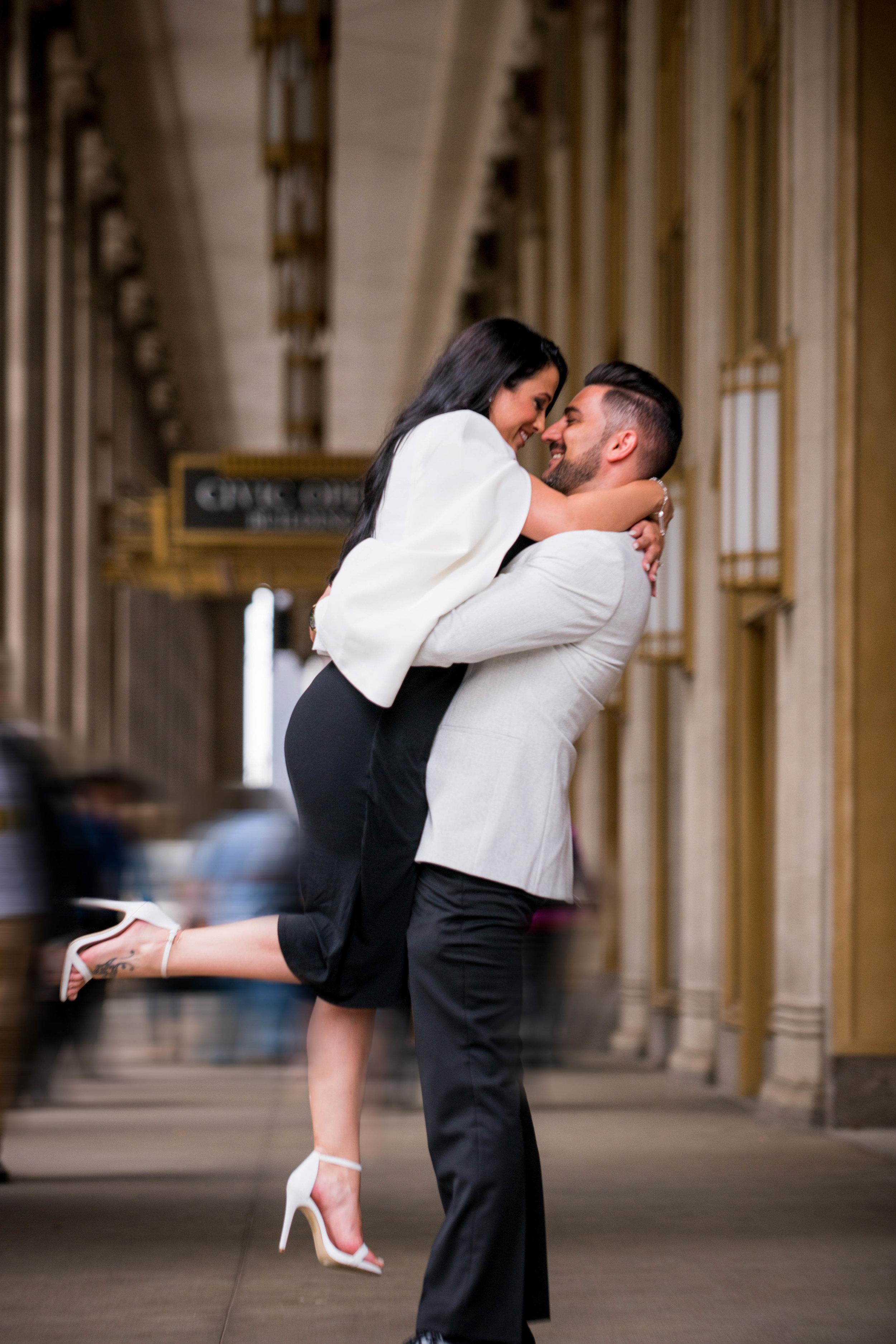 Le Cape Weddings - Chicago Engagement Session - Wallon--95.jpg