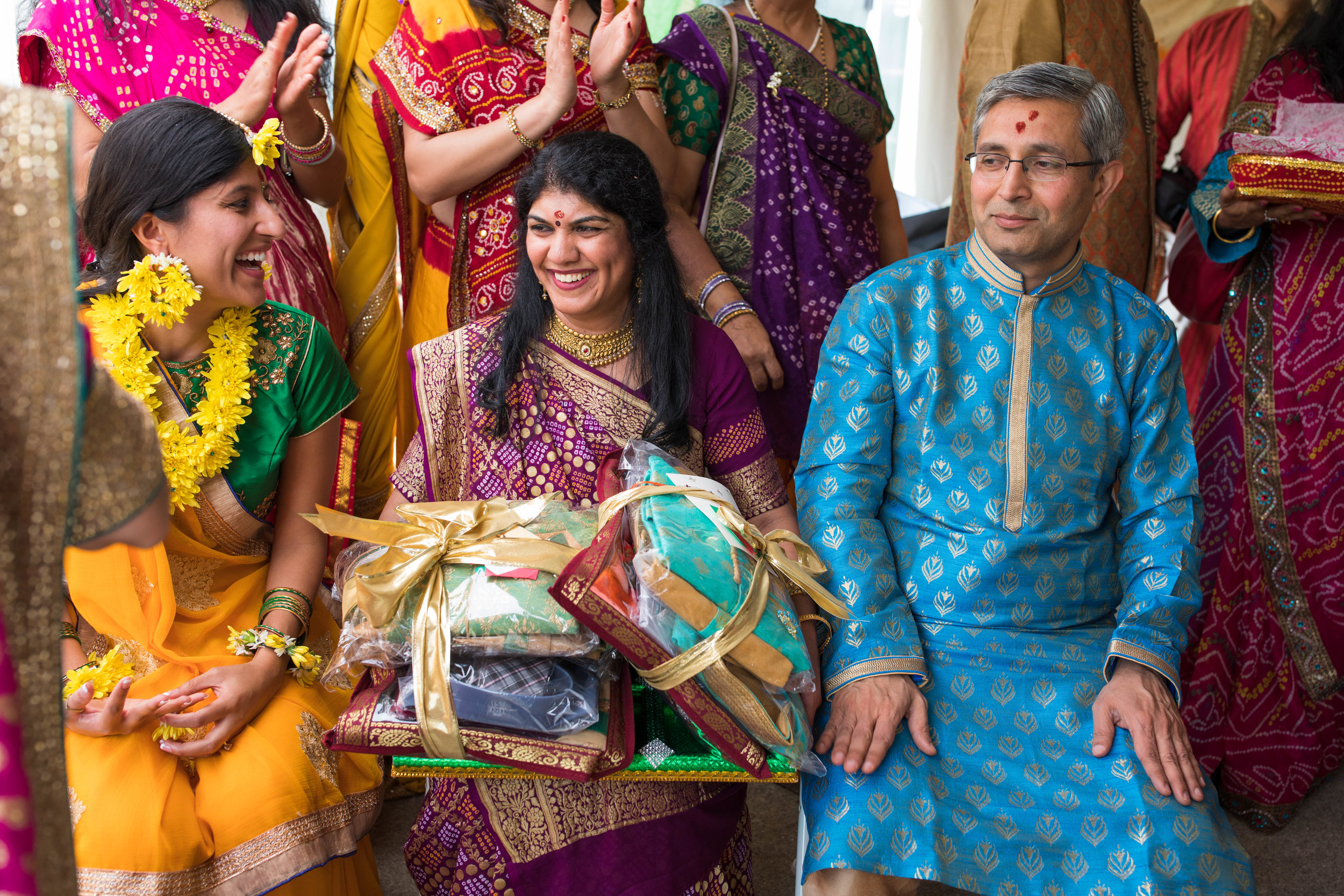Grah Shanti - A day for Sheetal's family to prep her for the big day