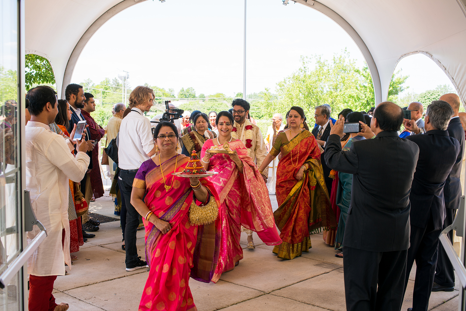 Le Cape Weddings - South Asian Wedding - Ishani and Sidhart - Welcome Ceremony-15.jpg