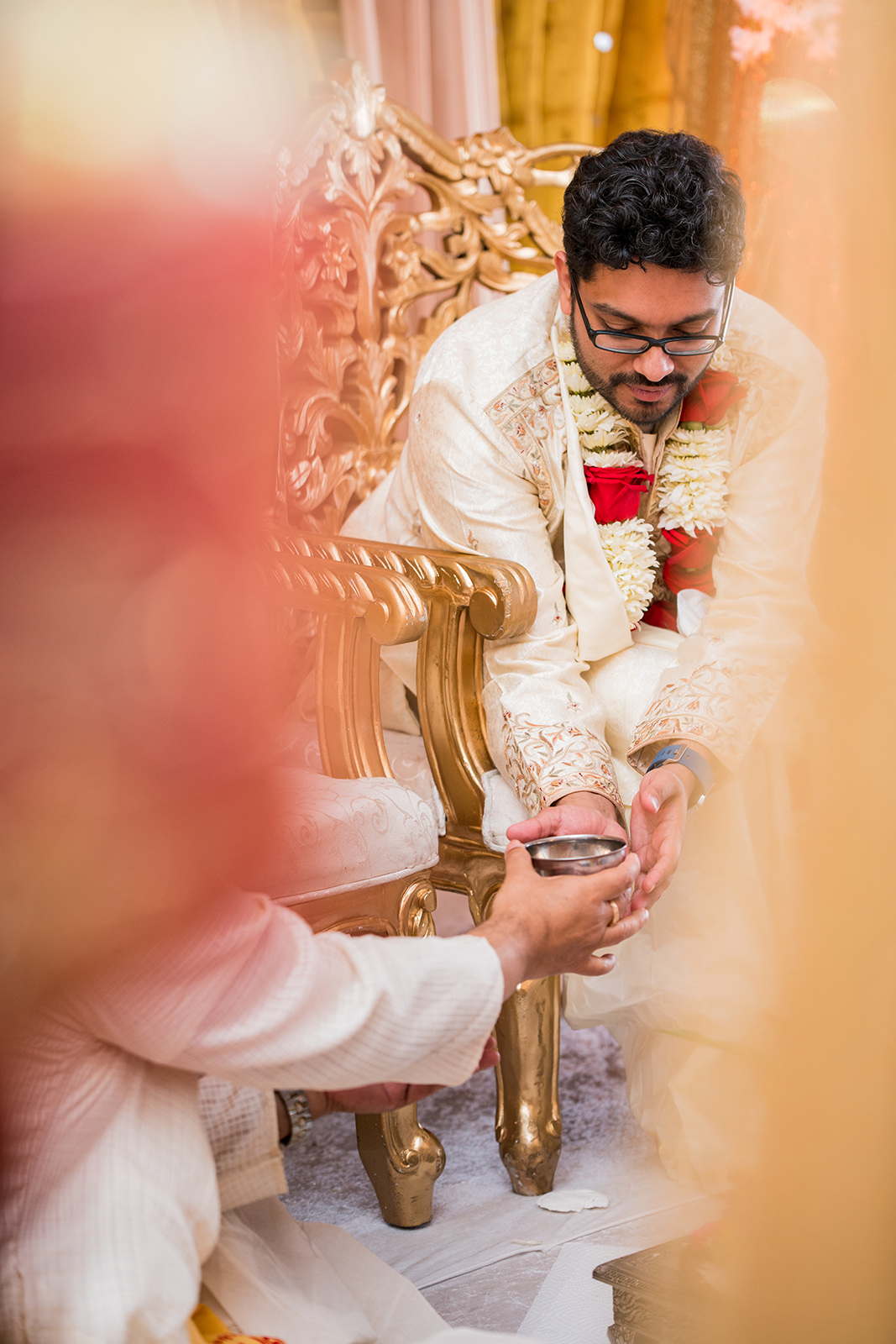 Le Cape Weddings - South Asian Wedding - Ishani and Sidhart - Welcome Ceremony-46.jpg