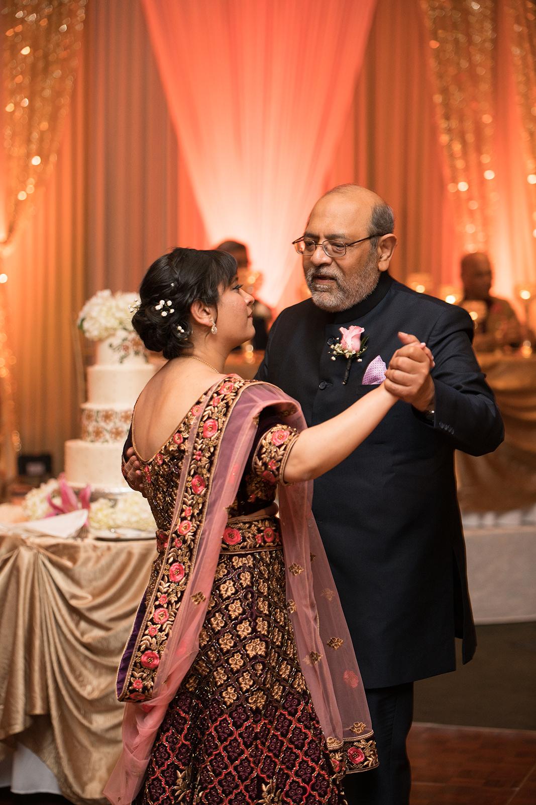 Le Cape Weddings - South Asian Wedding - Ishani and Sidhart - Wedding Reception - Dance-7.jpg
