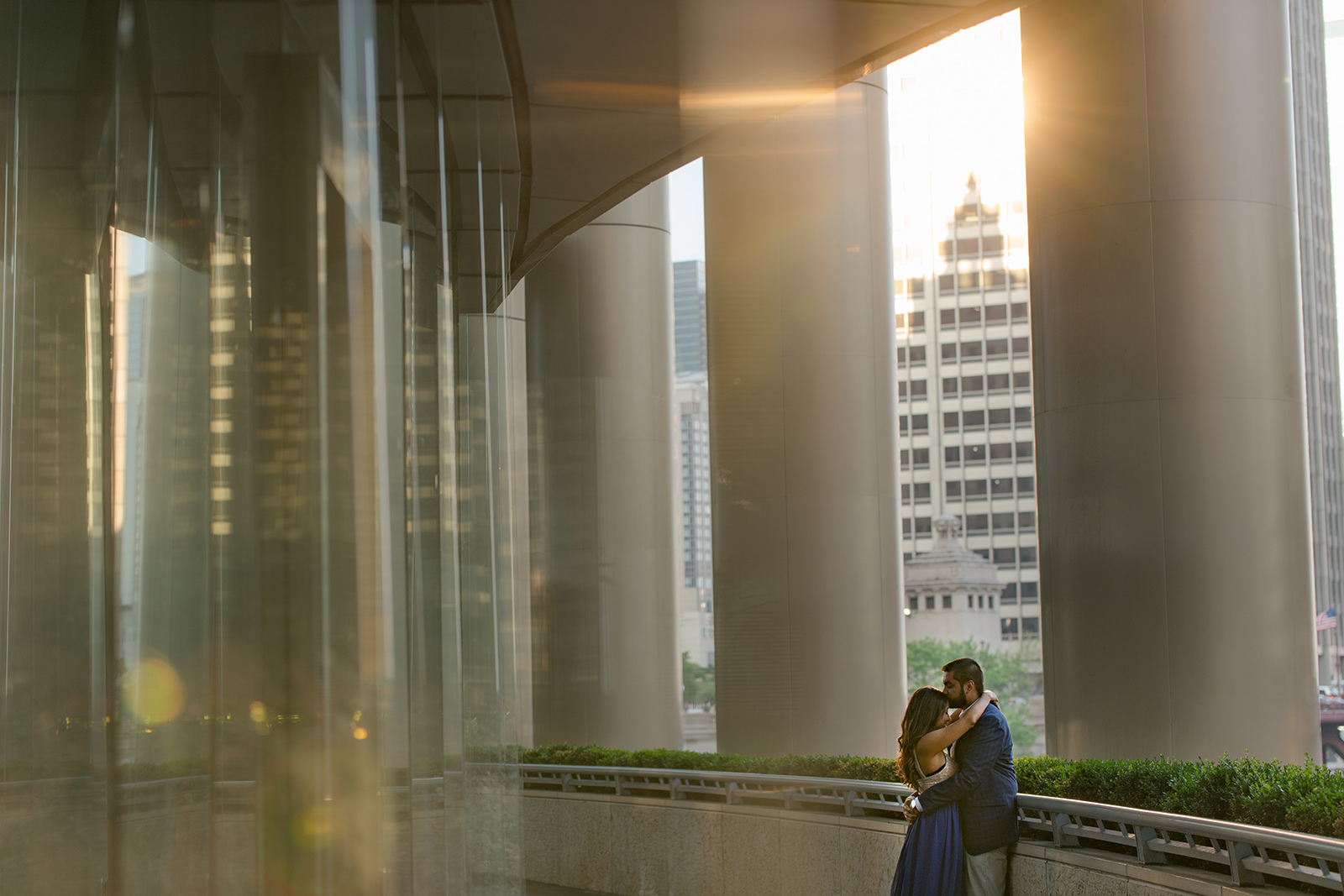 Le Cape Weddings - Chicago Engagement Session - Rina and Manan -45.jpg