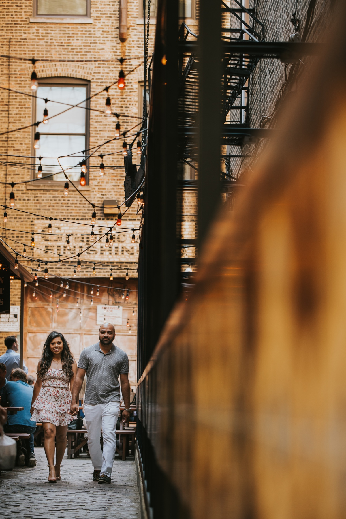 Le Cape Weddings - Engagement Session in Chicago - Brinjal-2.jpg