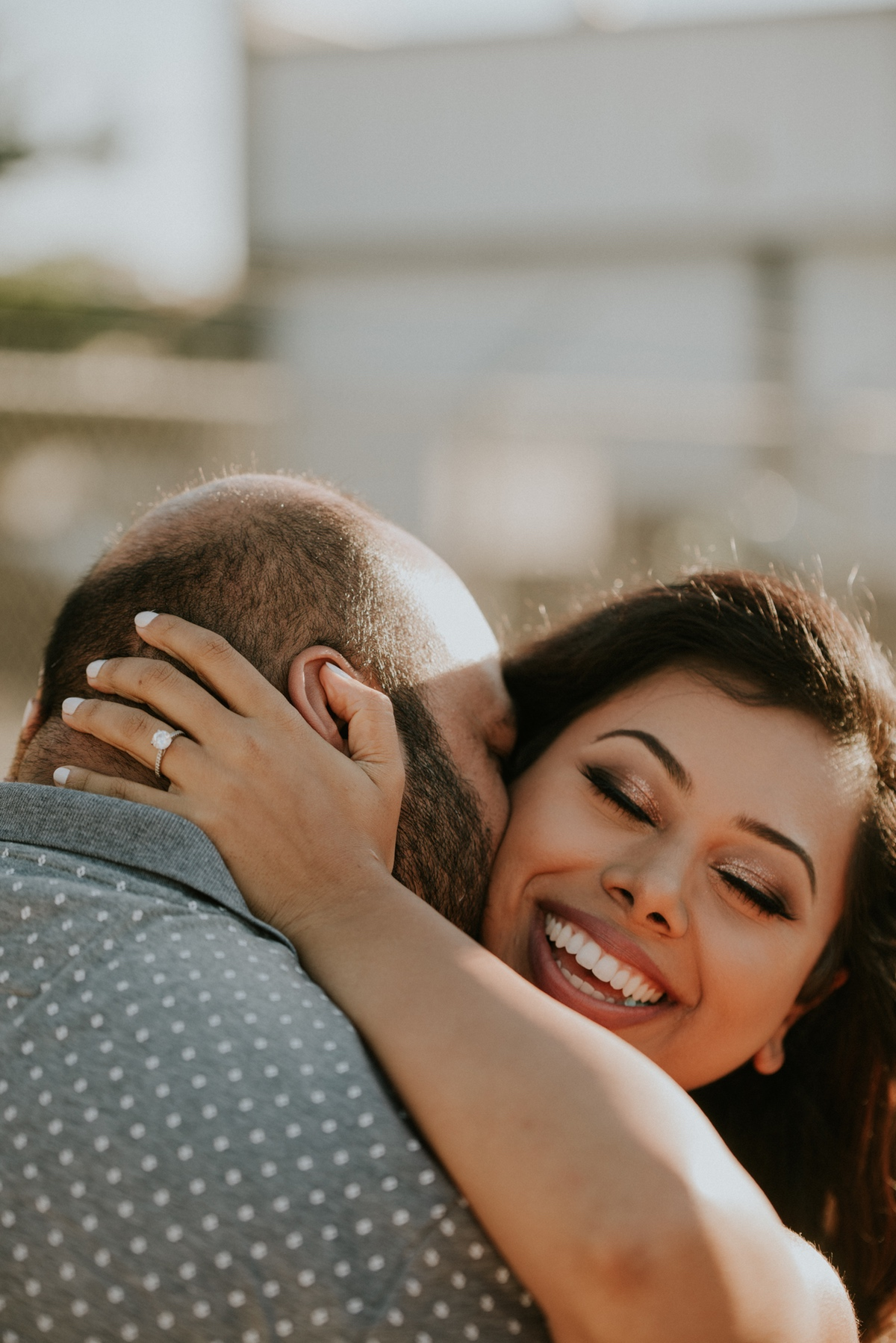 Le Cape Weddings - Engagement Session in Chicago - Brinjal-4.jpg