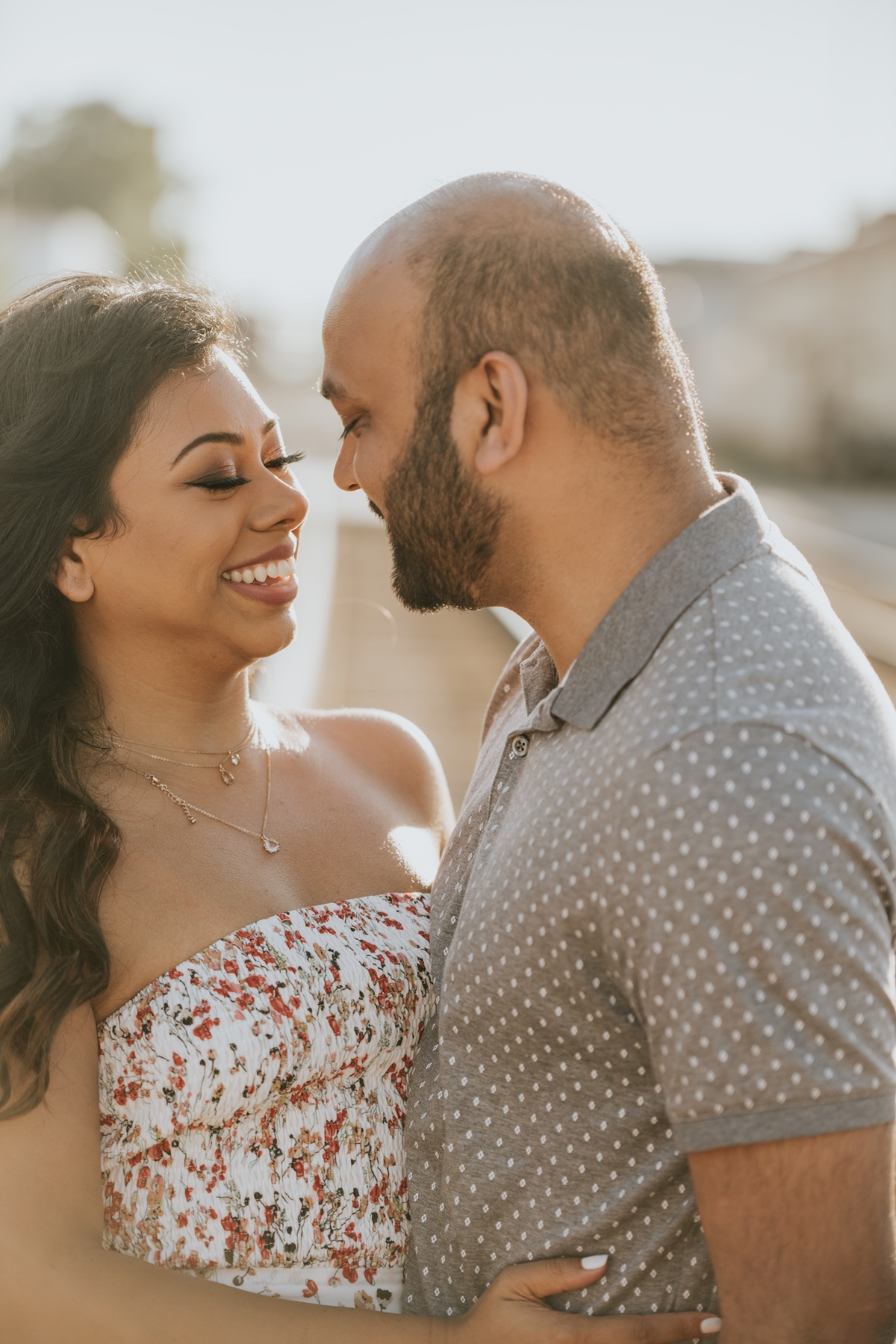 Le Cape Weddings - Engagement Session in Chicago - Brinjal-8.jpg