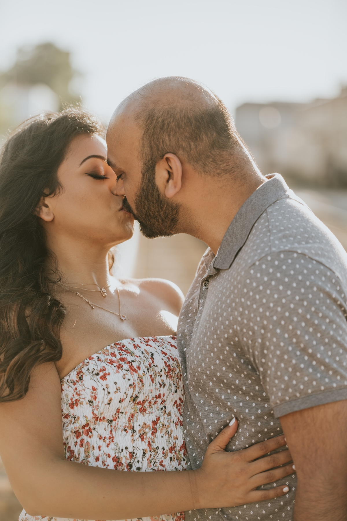Le Cape Weddings - Engagement Session in Chicago - Brinjal-9.jpg