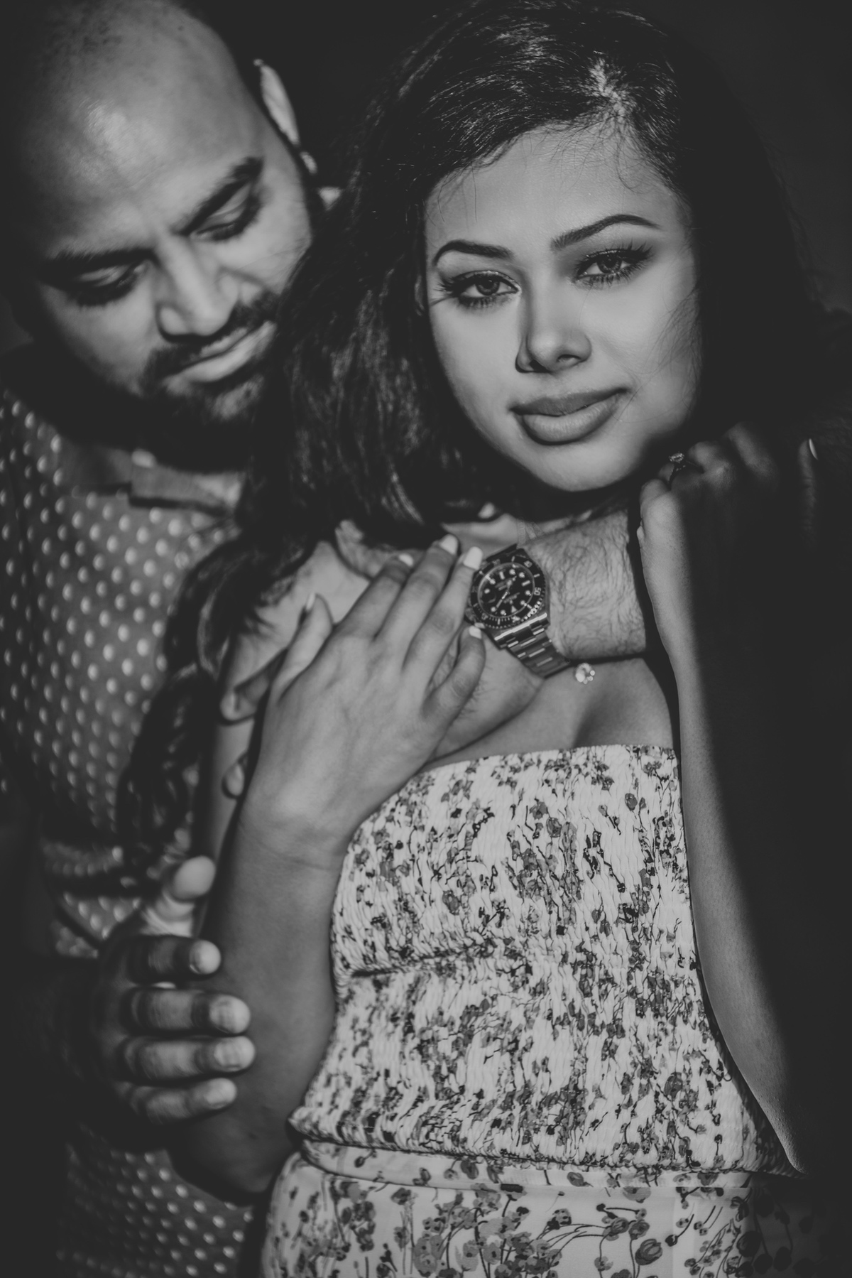 Le Cape Weddings - Engagement Session in Chicago - Brinjal-11.jpg