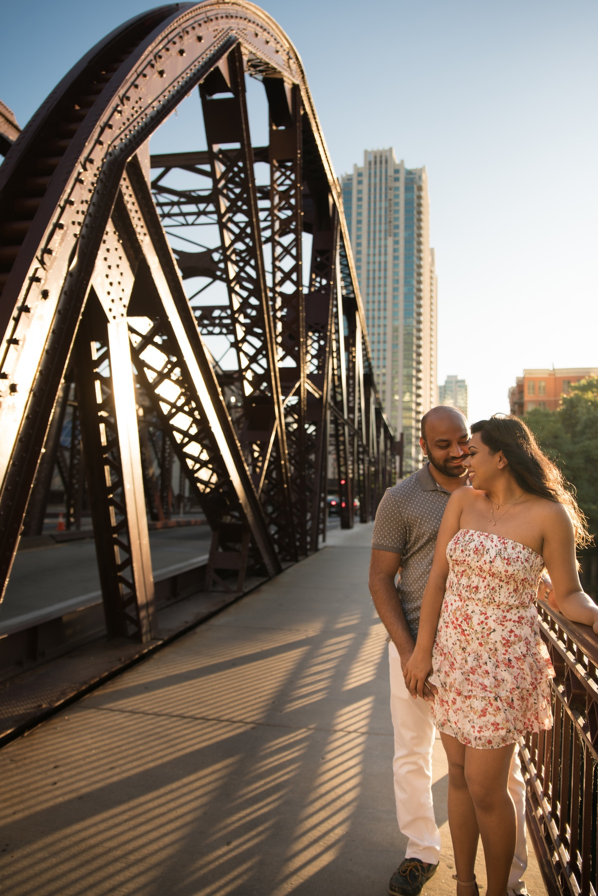 Le Cape Weddings - Engagement Session in Chicago - Brinjal-16.jpg