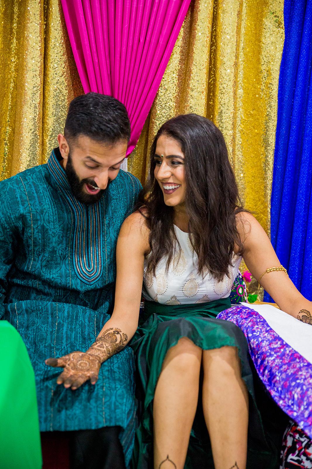 Le Cape Weddings - Sumeet and Chavi - Mendhi -25.jpg