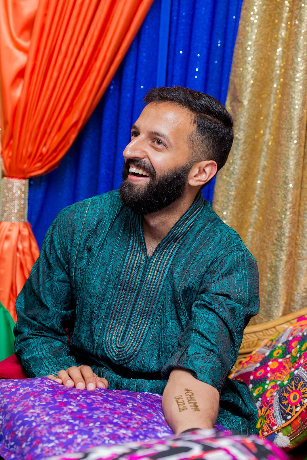 Le Cape Weddings - Sumeet and Chavi - Mendhi -78.jpg