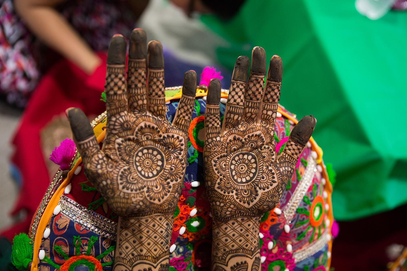 Le Cape Weddings - Sumeet and Chavi - Mendhi-2.jpg