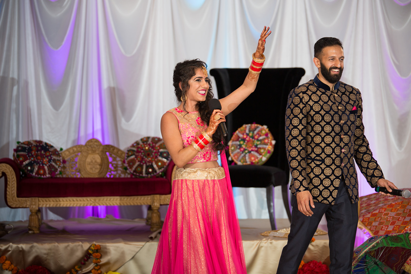 Le Cape Weddings - Sumeet and Chavi - Sangeet --213.jpg