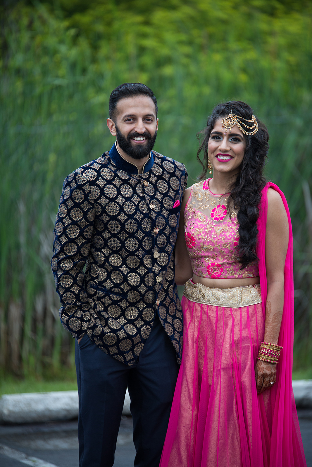 Le Cape Weddings - Sumeet and Chavi - Sangeet --15.jpg