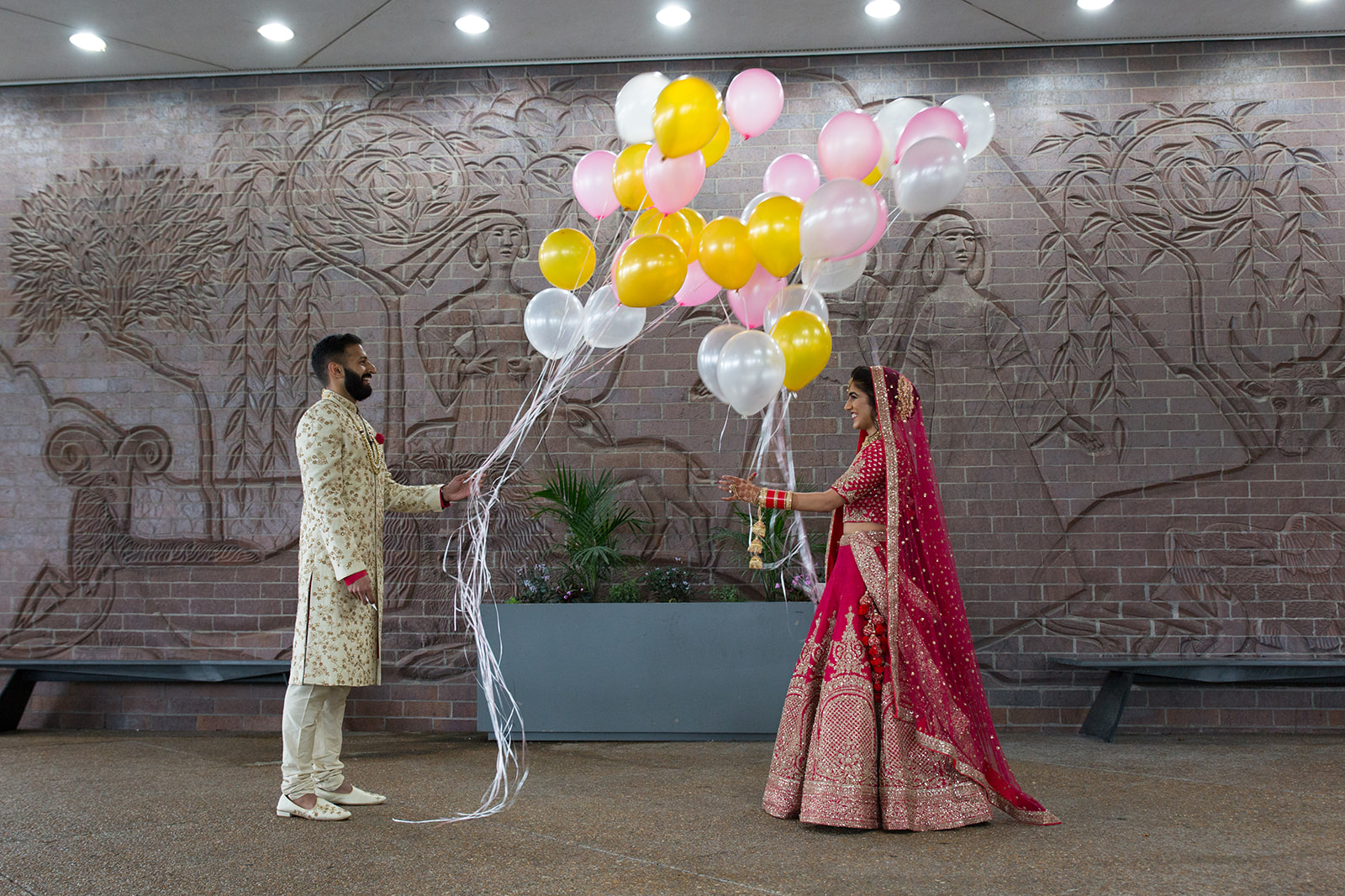 Le Cape Weddings - South Asian Wedding Sumeet and Chhavi - First Look S-2.jpg