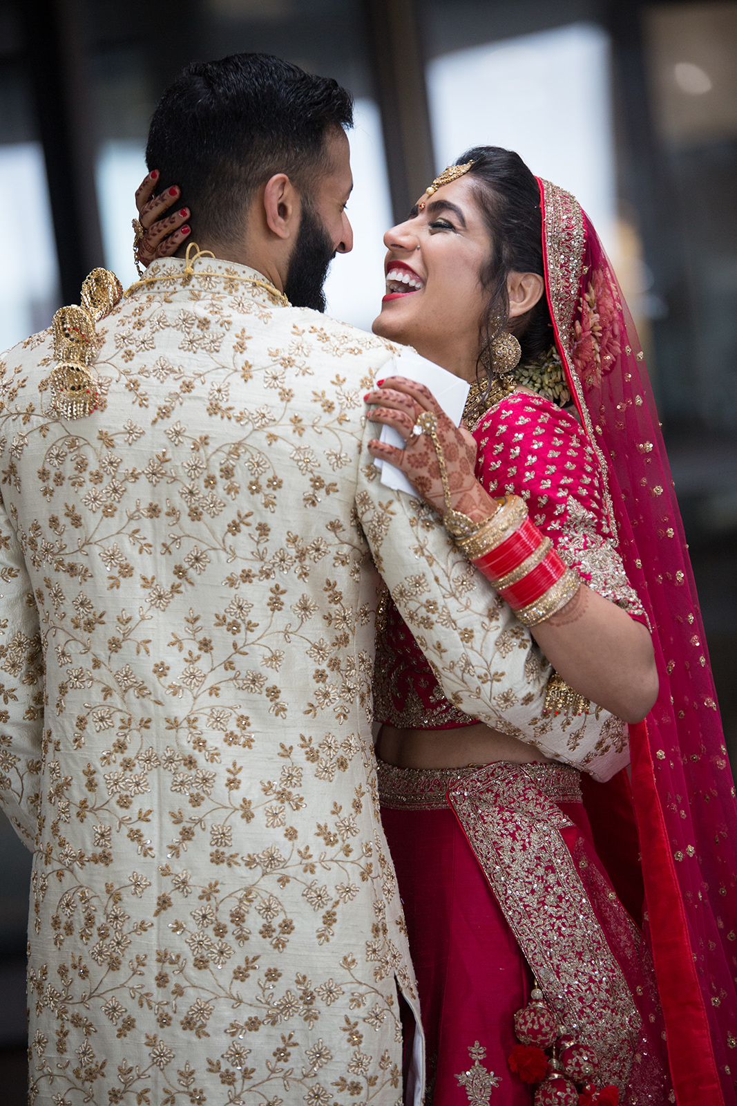 Le Cape Weddings - Sumeet and Chavi - First Look --25.jpg