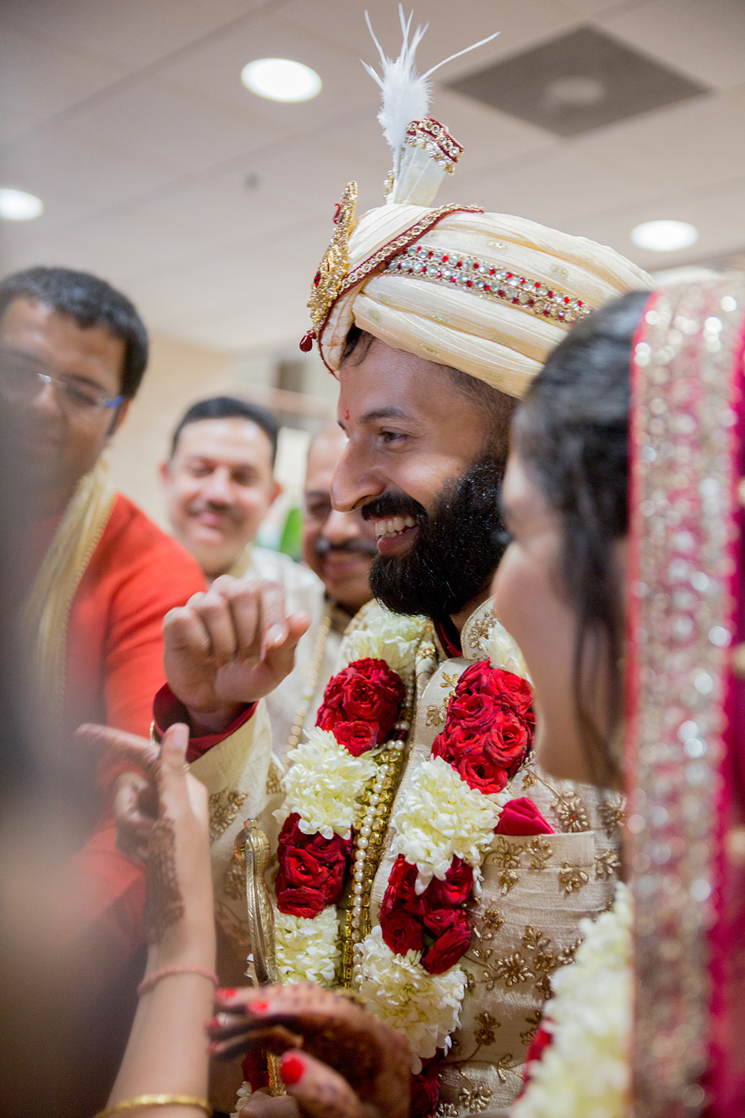 Le Cape Weddings - Sumeet and Chavi - Vidai --4.jpg