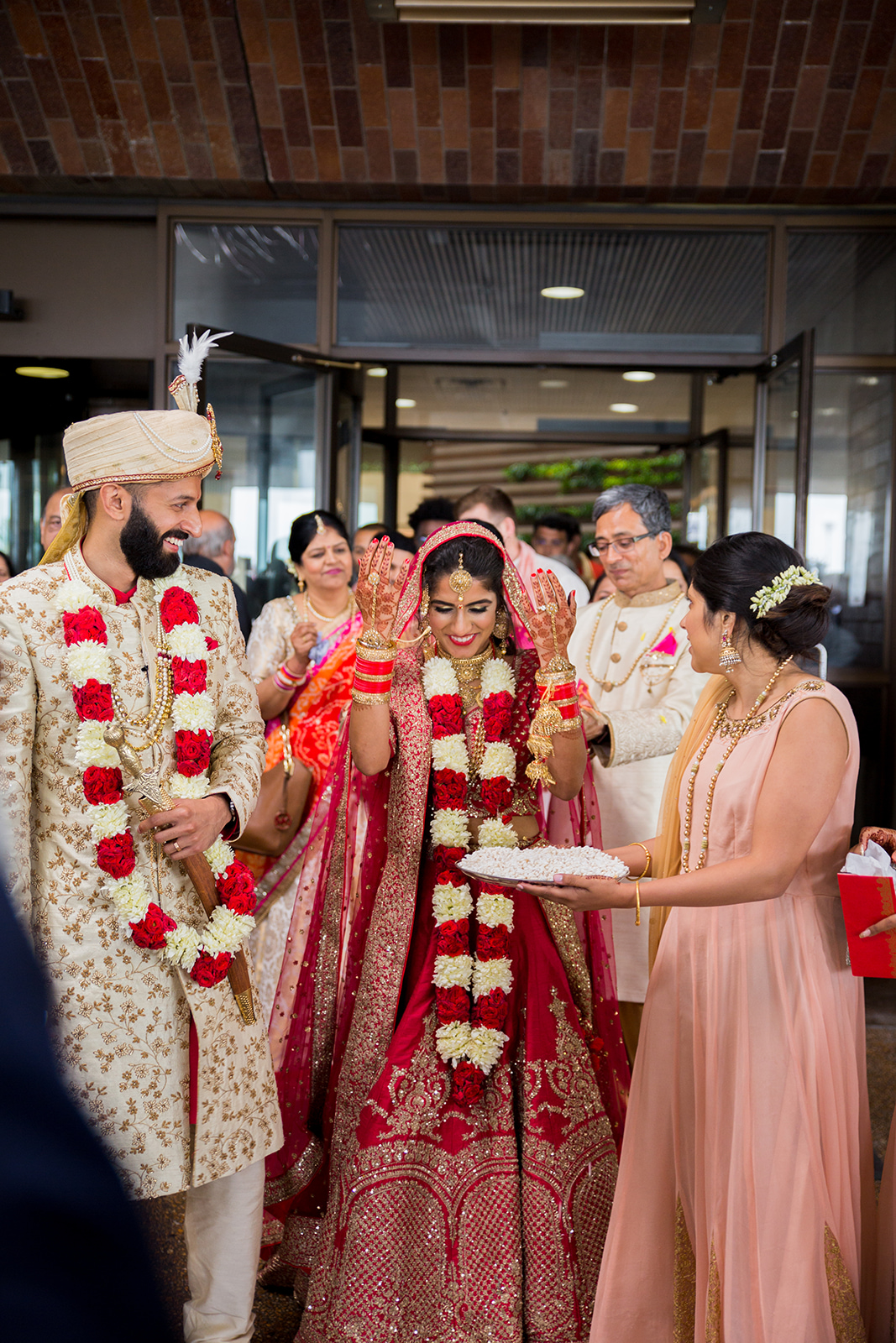 Le Cape Weddings - Sumeet and Chavi - Vidai --8.jpg