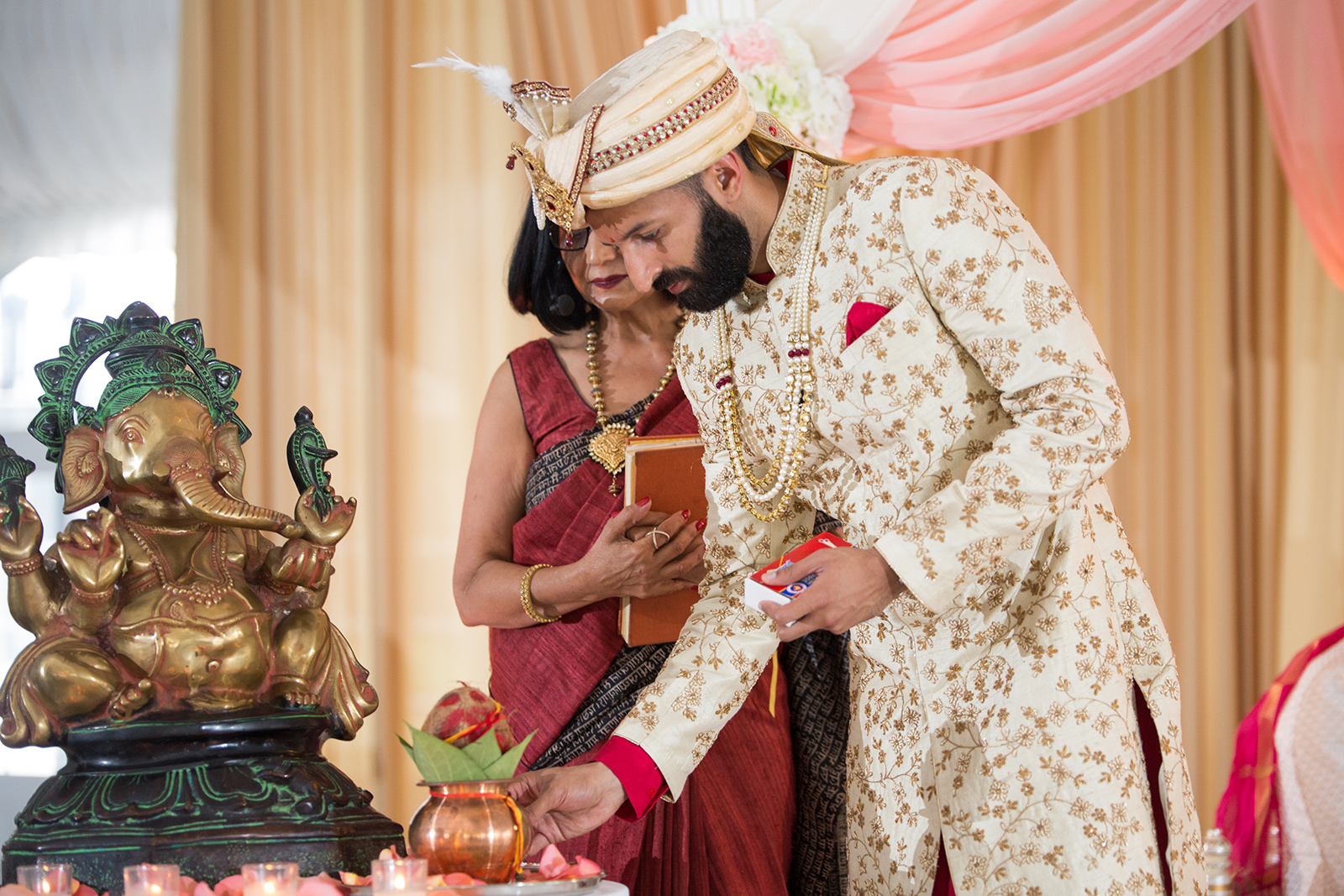 Le Cape Weddings - Sumeet and Chavi - Welcome Ceremony --8.jpg