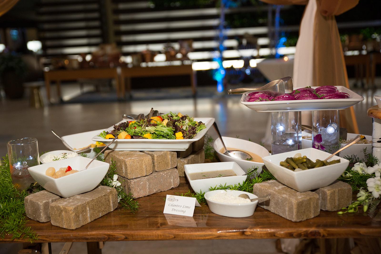 Le Cape Weddings - Sumeet and Chavi - Reception Dinner Buffet    -5.jpg