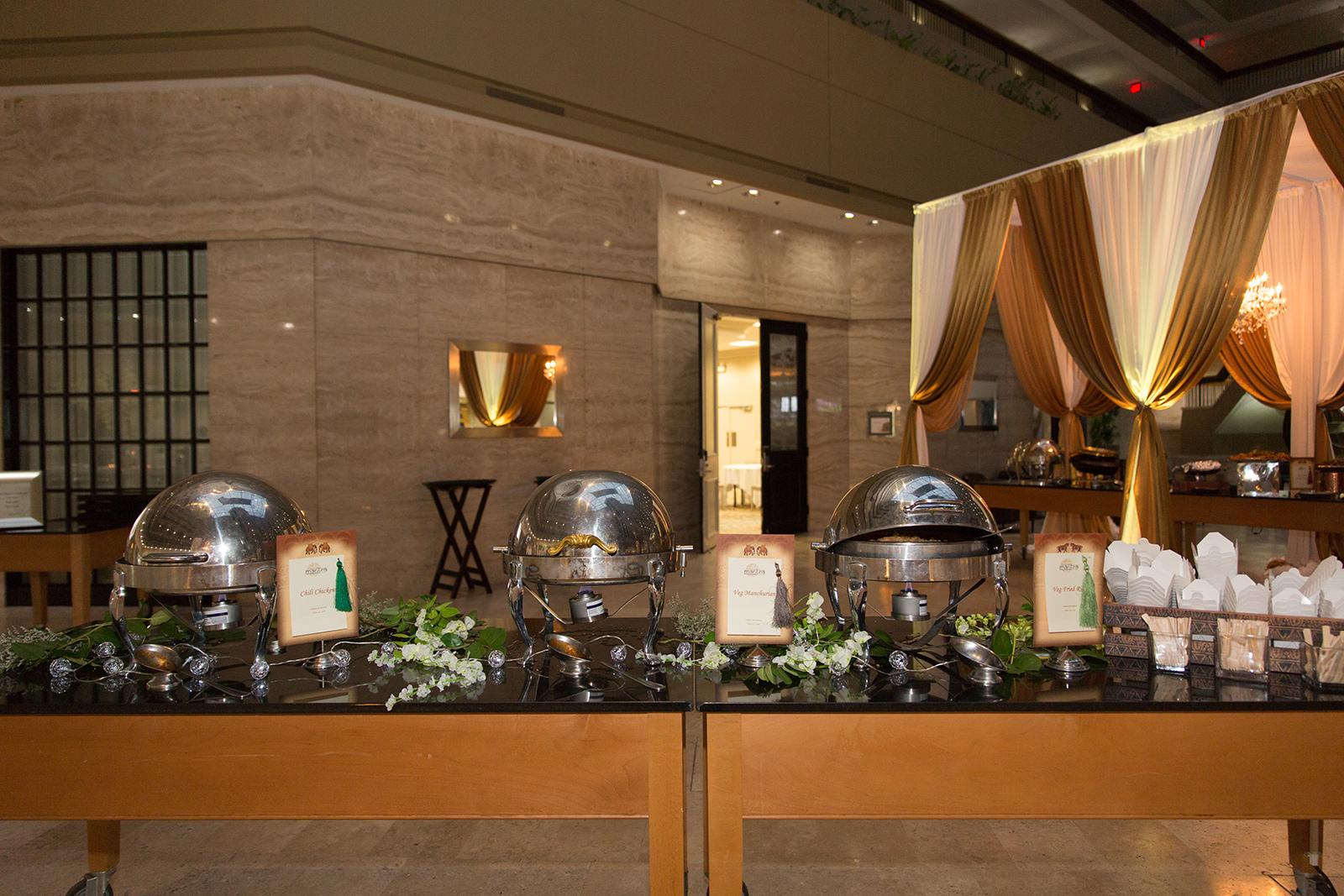 Le Cape Weddings - Sumeet and Chavi - Reception Dinner Buffet    -10.jpg
