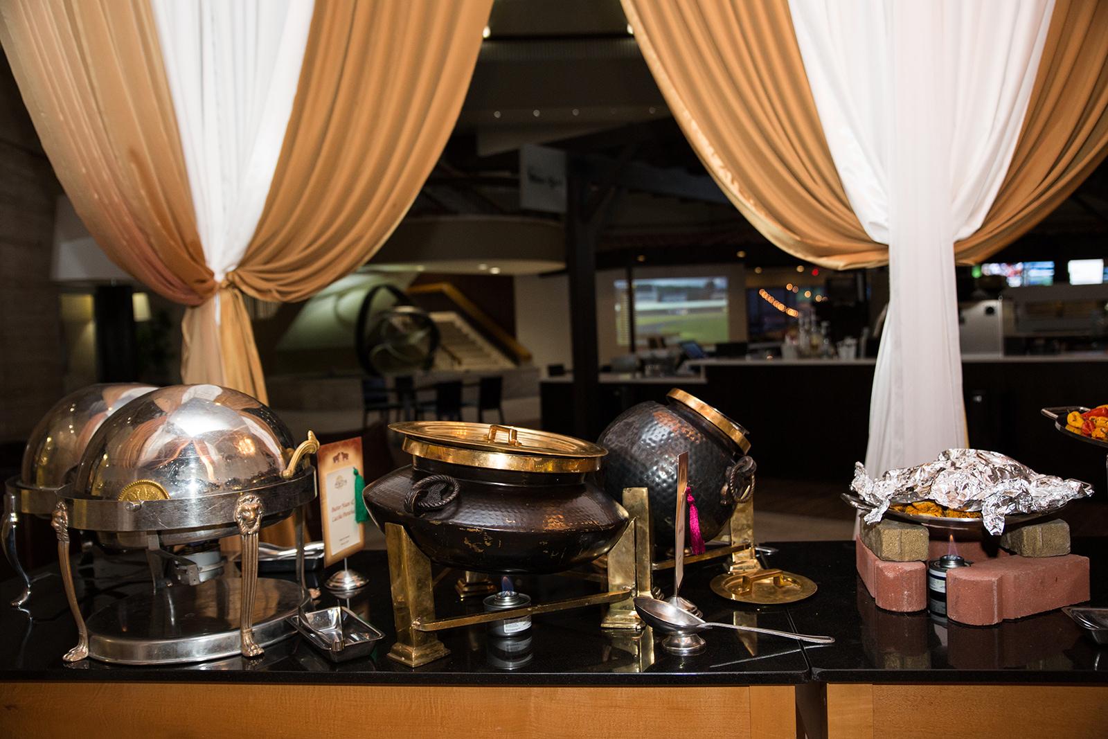 Le Cape Weddings - Sumeet and Chavi - Reception Dinner Buffet    -12.jpg