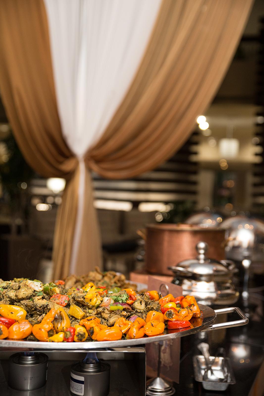 Le Cape Weddings - Sumeet and Chavi - Reception Dinner Buffet    -13.jpg