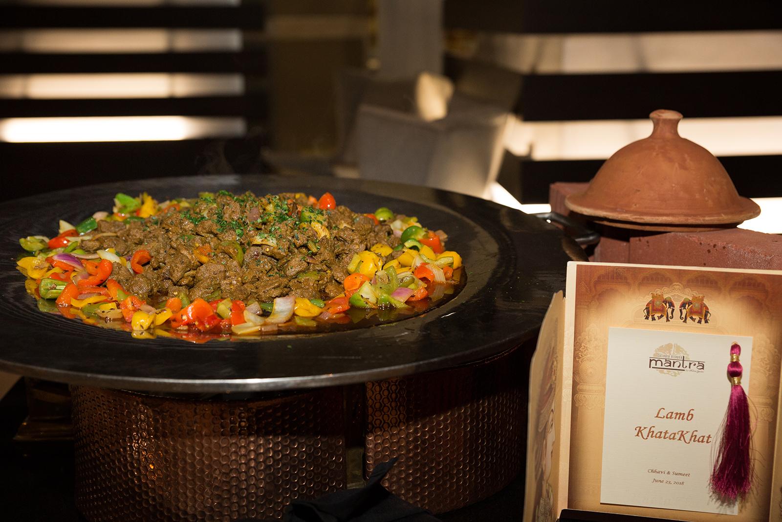 Le Cape Weddings - Sumeet and Chavi - Reception Dinner Buffet    -15.jpg