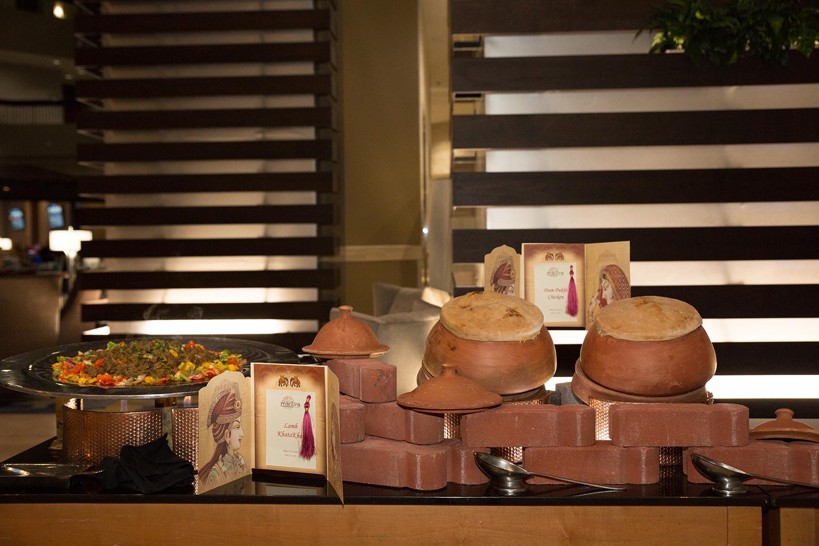 Le Cape Weddings - Sumeet and Chavi - Reception Dinner Buffet    -16.jpg