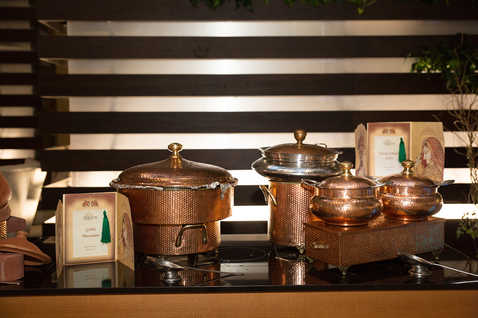 Le Cape Weddings - Sumeet and Chavi - Reception Dinner Buffet    -17.jpg