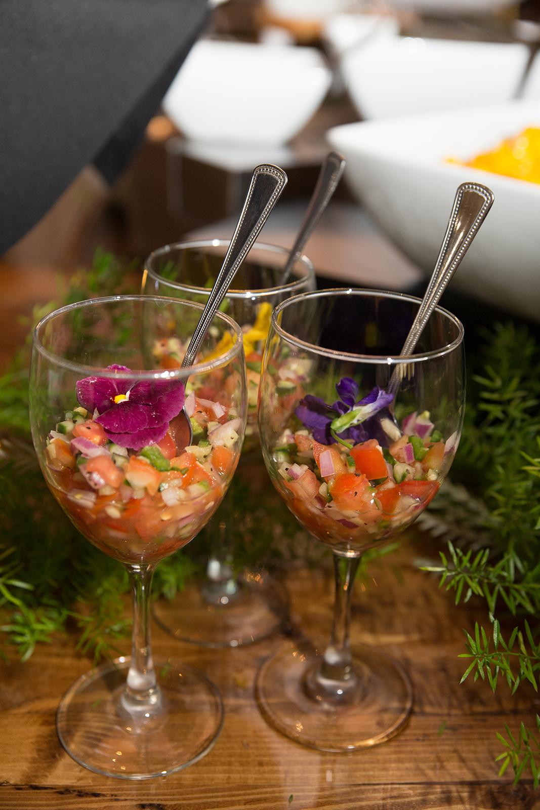 Le Cape Weddings - Sumeet and Chavi - Reception Dinner Buffet    -20.jpg