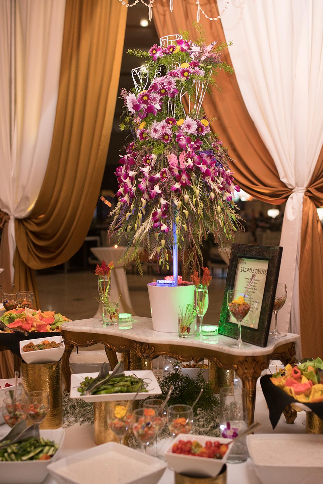 Le Cape Weddings - Sumeet and Chavi - Reception Dinner Buffet    -21.jpg