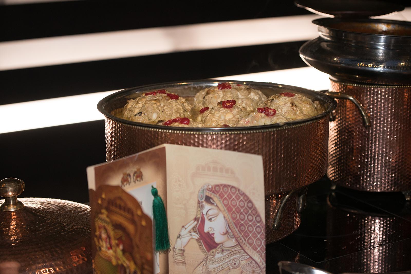 Le Cape Weddings - Sumeet and Chavi - Reception Dinner Buffet    -25.jpg