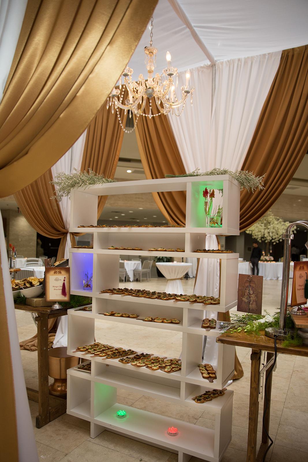 Le Cape Weddings - Sumeet and Chavi - Reception Details  -4.jpg