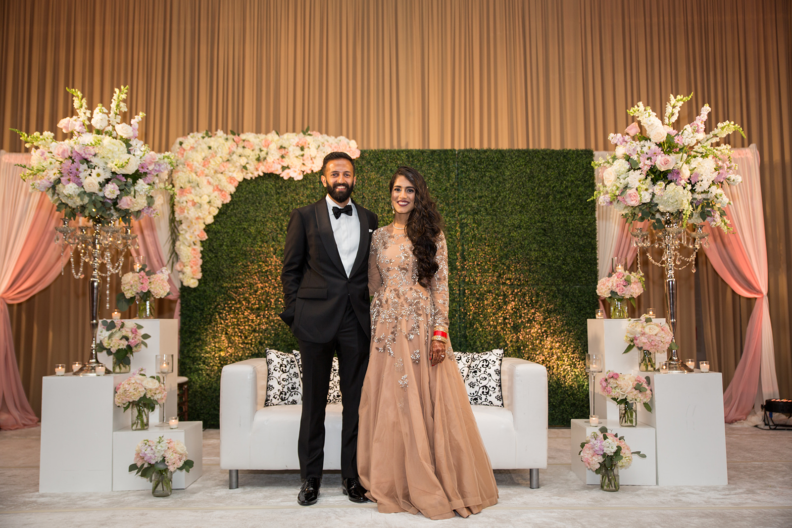 Le Cape Weddings - Sumeet and Chavi - Reception Family Formals   -1.jpg