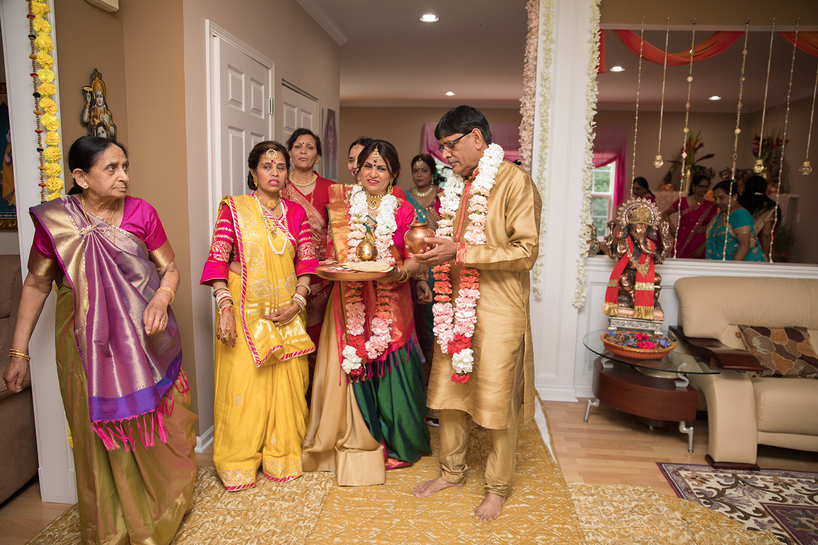 Le Cape Weddings - Pithi - Rimi and Rohun -63.jpg